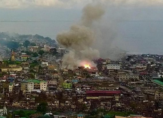 marawi seige photo