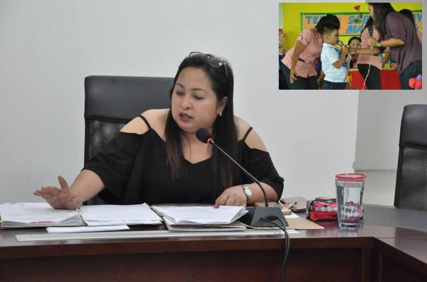 Tagum Councilor Atty Eva Estabillo