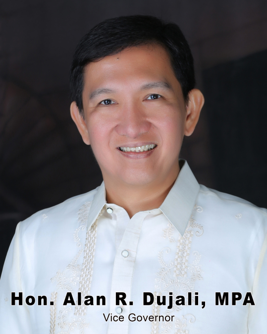 Vice Gov Alan Dujali