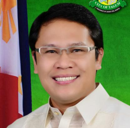 TAGUM MAYOR ALLAN RELLON