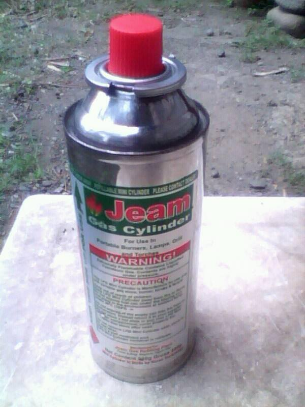 stainless butane by tagum inventor