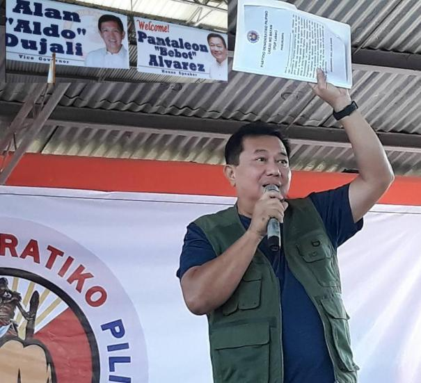 speaker alvarez panabo mass oathtaking